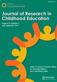 Journal of Research in Childhood Education
