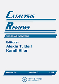 Catalysis Reviews journal