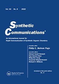 Synthetic Communications journal