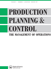 Production Planning & Control Journal