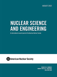 Nuclear Science and Engineering journal