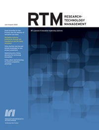 Research-Technology Management journal