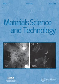 Materials Science and Technology journal