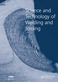 Science and Technology of Welding and Joining journal
