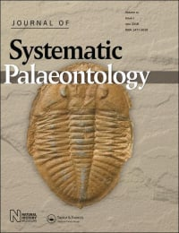Journal of Systematic Paleontology