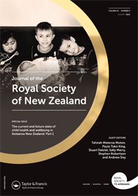 Journal of the Royal Society of New Zealand