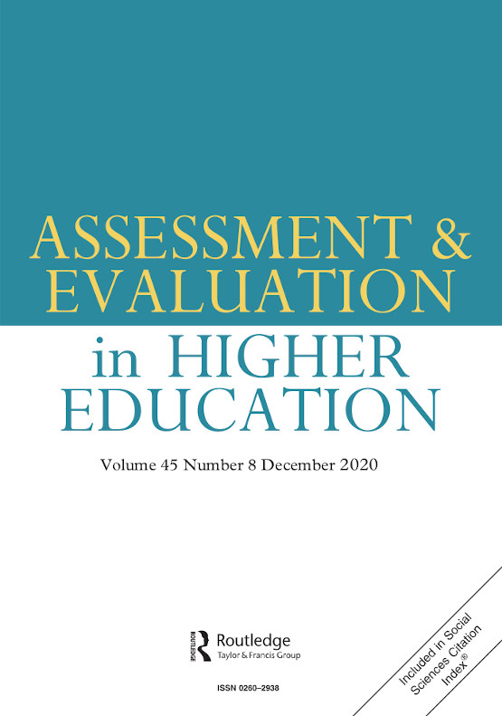 Assessment Evaluation In Higher Education Vol 45 No 8 Evaluation in almost all aspects of a scientific inquiry or study, clinicians and professionals use their own methods to help them arrive at their solution. assessment evaluation in higher