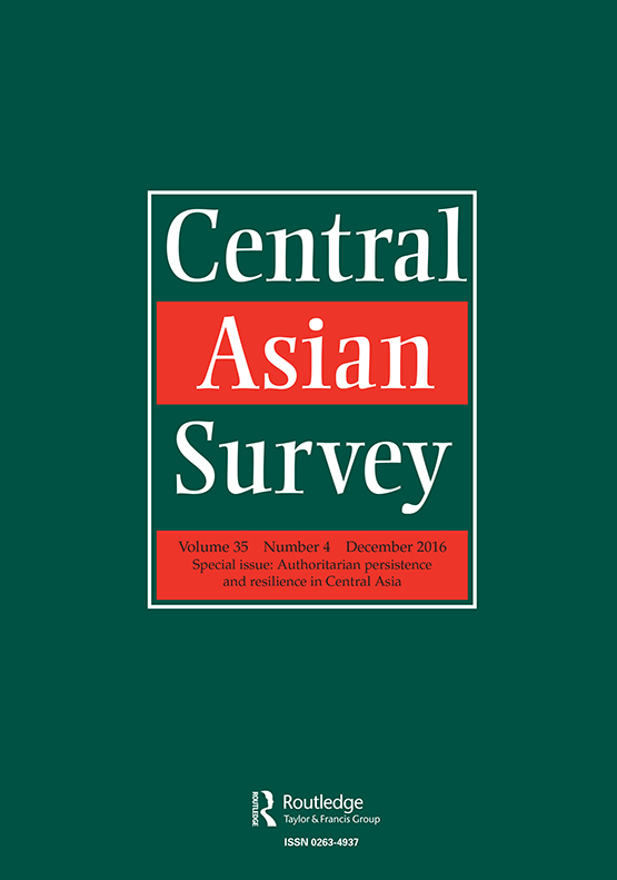 Leadership and authority in Central Asia: the Ismaili community in ...