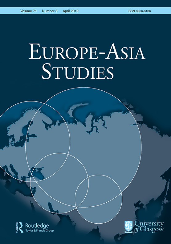 China–CEE Trade, Investment and Politics: Europe-Asia Studies: Vol ...