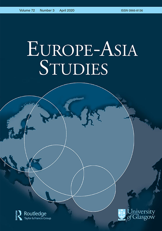 Europe-Asia Studies: Vol 72, No 3