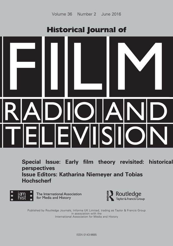 Full Article Third Reich Cinema And Film Theory