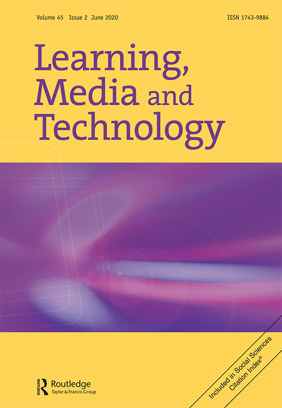 Pandemic politics, pedagogies and practices: digital technologies and distance education during the coronavirus emergency