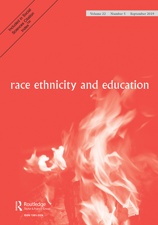 Race Ethnicity and Education: Vol 22, No 5