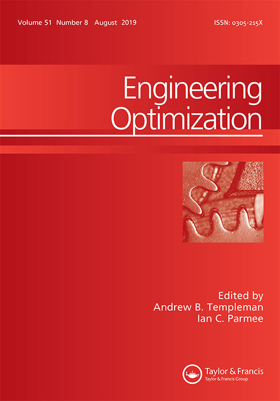 Full Article Mooring System Design Optimization Using A Surrogate Assisted Multi Objective Genetic Algorithm