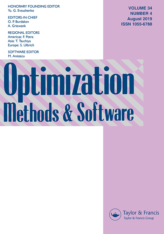 Optimization Methods and Software: Vol 34, No 4