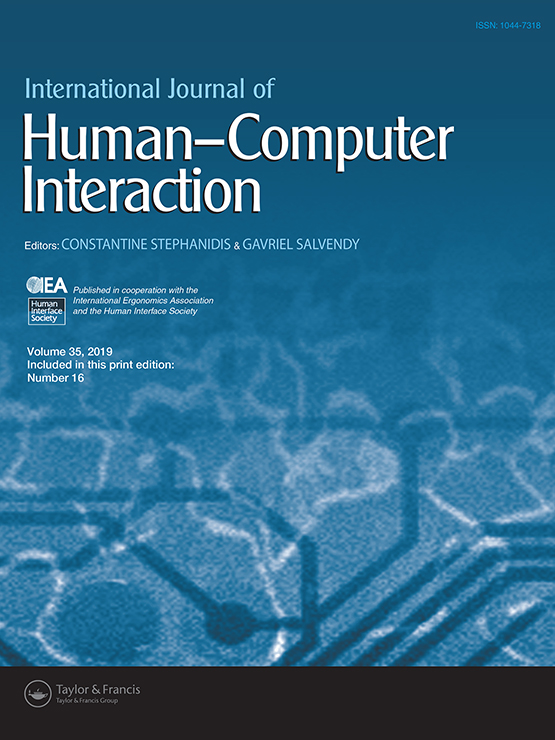 Full Article A Systematic Mapping Study Of Hci Practice Research