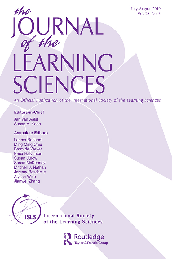 Journal of the Learning Sciences: Vol 28, No 3