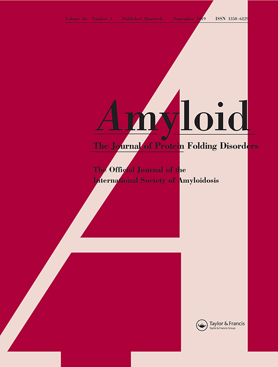 Amyloid: Vol 26, No 3