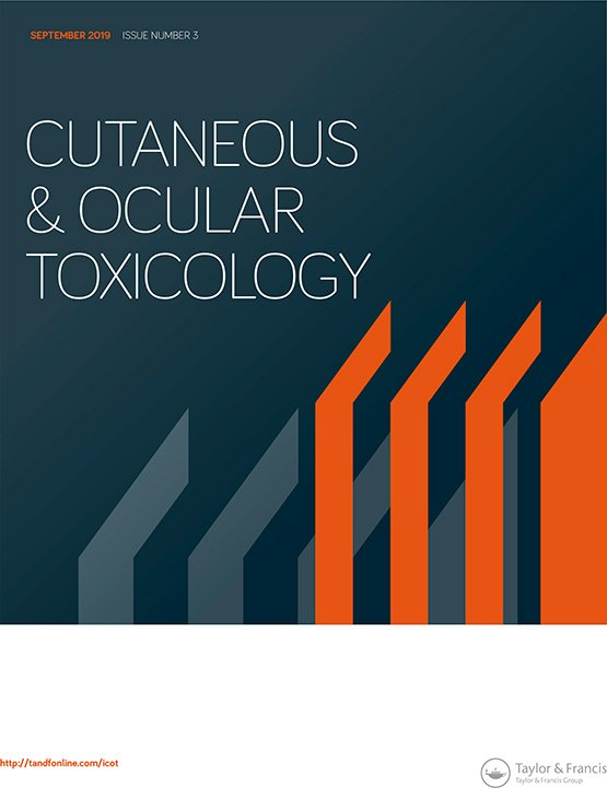 Cutaneous and Ocular Toxicology: Vol 38, No 3