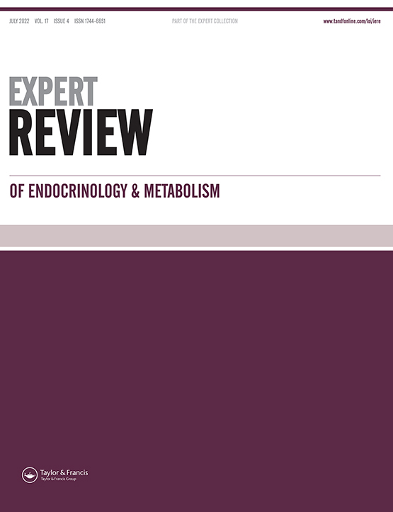 Expert Review of Endocrinology & Metabolism: Vol 14, No 4
