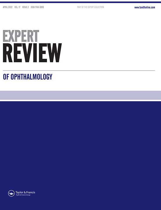 Expert Review of Ophthalmology: Vol 14, No 3