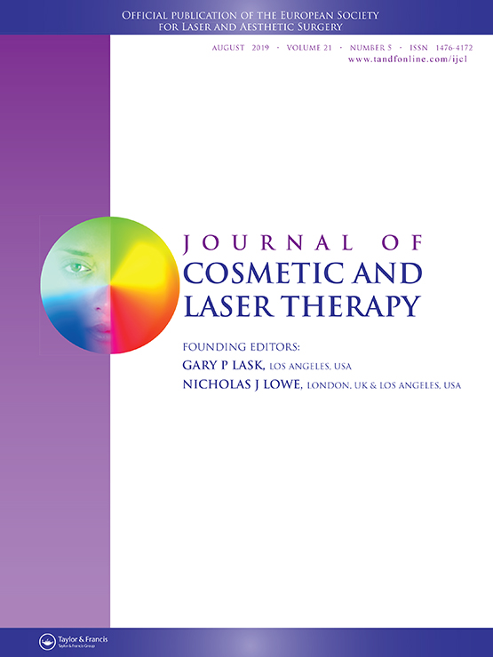 Journal of Cosmetic and Laser Therapy: Vol 21, No 5
