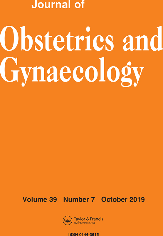 Journal of Obstetrics and Gynaecology: Vol 39, No 7