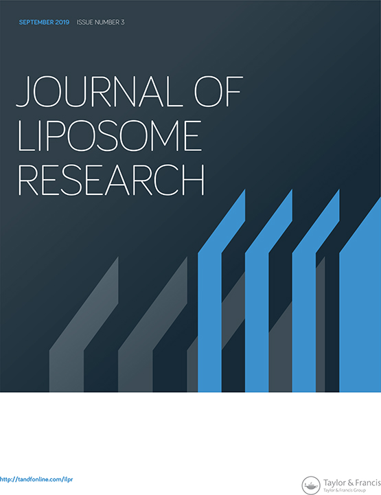 Journal of Liposome Research: Vol 29, No 3