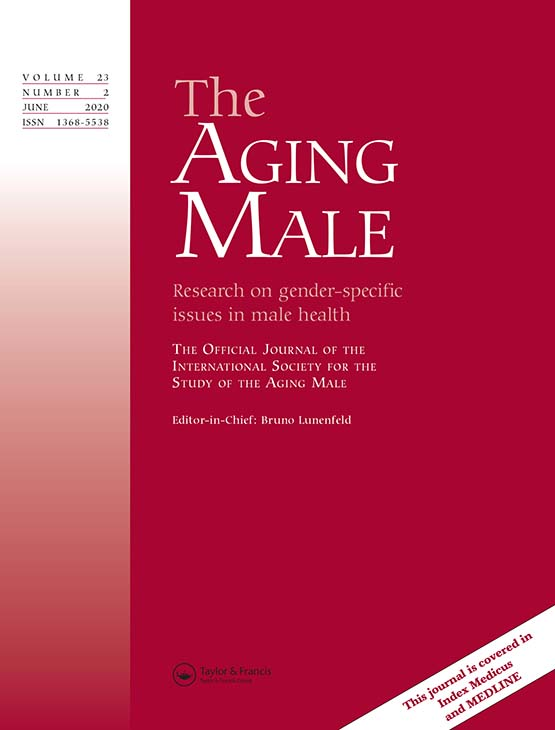 The Aging Male Vol 23 No 2