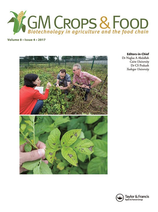 Full Article The Impact Of Genetically Modified Gm Crops In Modern Agriculture A Review