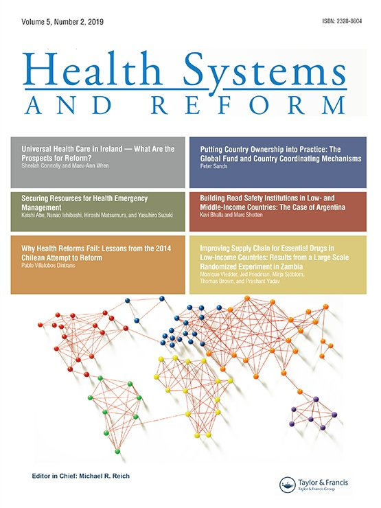 Full Article Universal Health Care In Ireland What Are The Prospects For Reform