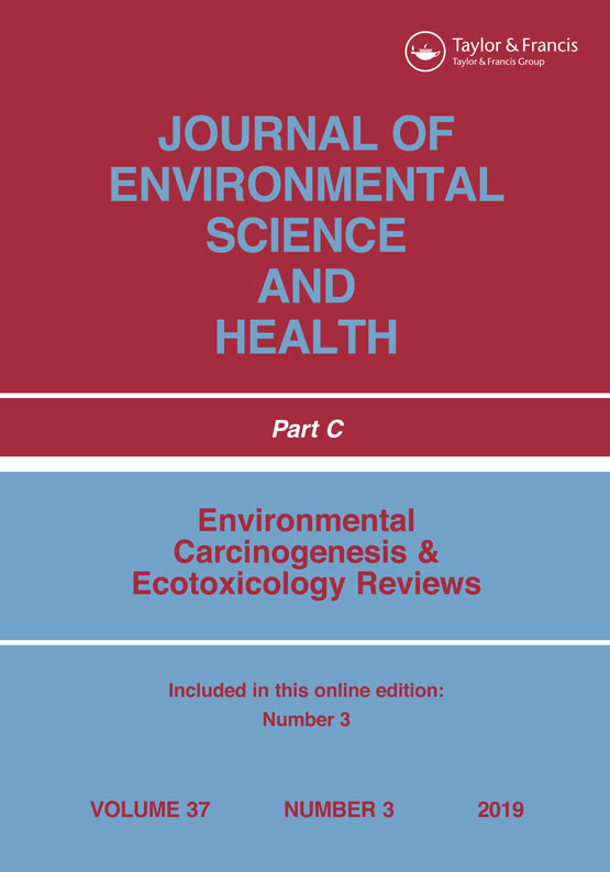 Journal of Environmental Science and Health, Part C: Vol 37