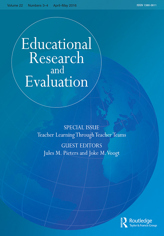Full Article Teacher Collaboration In Curriculum Design Teams Effects Mechanisms And Conditions