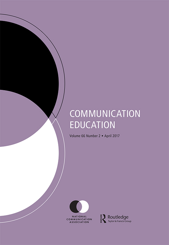 Full Article Conditional Processes Of Effective Instructor Communication And Increases In Students Cognitive Learning