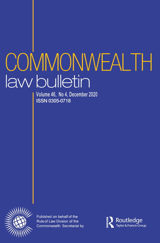 Full Article: Party Autonomy In The Choice Of Law Under Indian And  Australian Private International Law: Some Reciprocal Lessons
