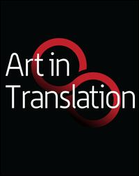 Art in Translation: Vol 11, No 1