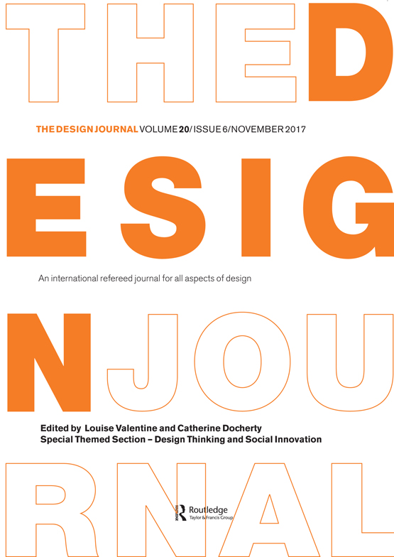 Full Article Can Design Inform Effective Social Innovation