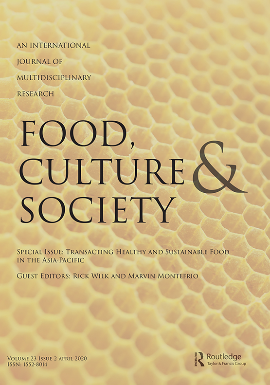 Full article: Sustainable food, ethical consumption and ...
