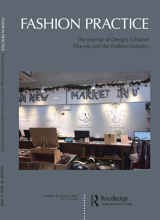 Sustainable Fashion And Textiles Design Journeys By Kate Fletcher Earthscan 2008 Fashion Practice Vol 1 No 2