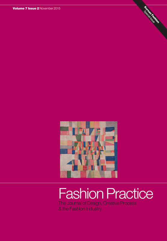 Full Article Traditional Aesthetic Characteristics Traced In South Korean Contemporary Fashion Practice