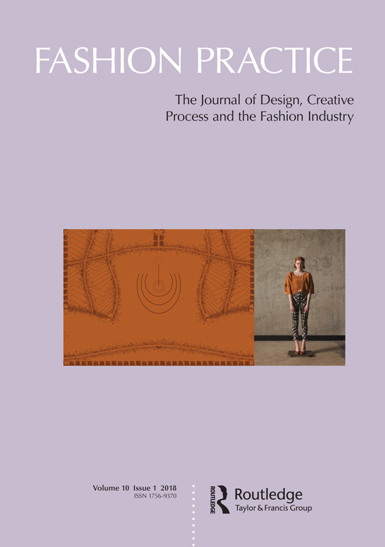 Full Article Fashion And Costume Design In Electronic Entertainment Bridging The Gap Between Character And Fashion Design