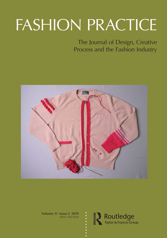 Full Article Transmission Mechanisms In The Creative Economy Fashion Design Processes And Competitiveness The Case Of Progressive Taiwanese Fashion Designers