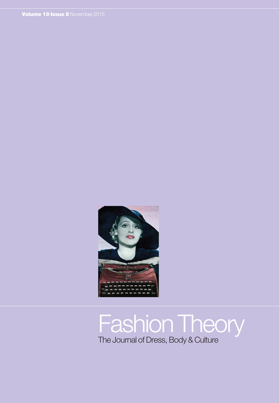 Full Article Olivetti And The Missing Third Fashion Working Women And Images Of The Mechanical Flaneuse In The 1920s And 1930s