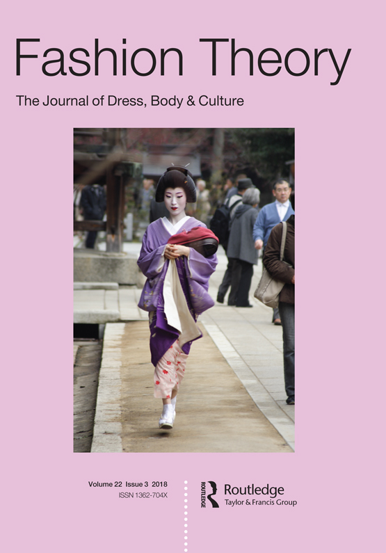 Full Article From Duty To Fashion The Changing Role Of The Kimono In The Twenty First Century
