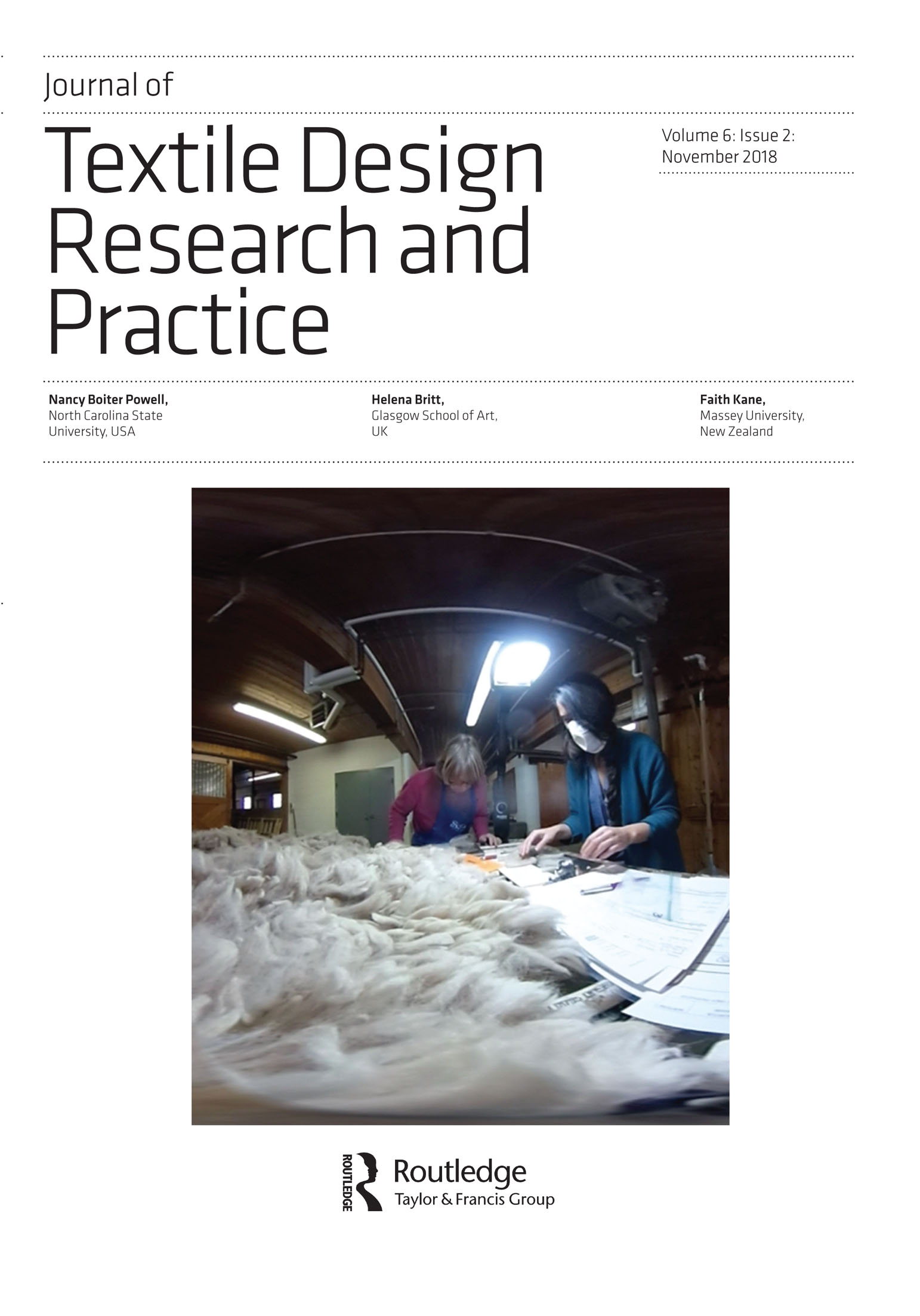 Full Article Seeing Raw Fibers Collaborating With Fiber Farmers To Develop Tacit Knowledge In A Fiber Sorting Grading And Classing Apprenticeship