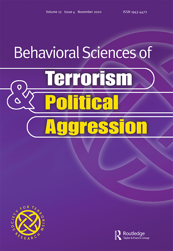 Behavioral Sciences of Terrorism and Political Aggression: Vol 12, No 4
