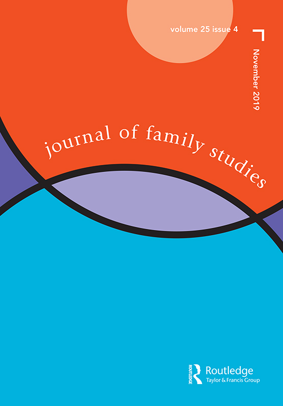 Journal of Family Studies: Vol 25, No 4