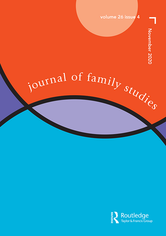 Why Do Conflicts Over Money Occur Between Partners Exploring The Explanations Of Childbearing Adults In Finland Journal Of Family Studies Vol 26 No 4