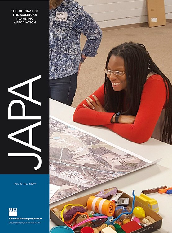 Journal of the American Planning Association: Vol 85, No 3