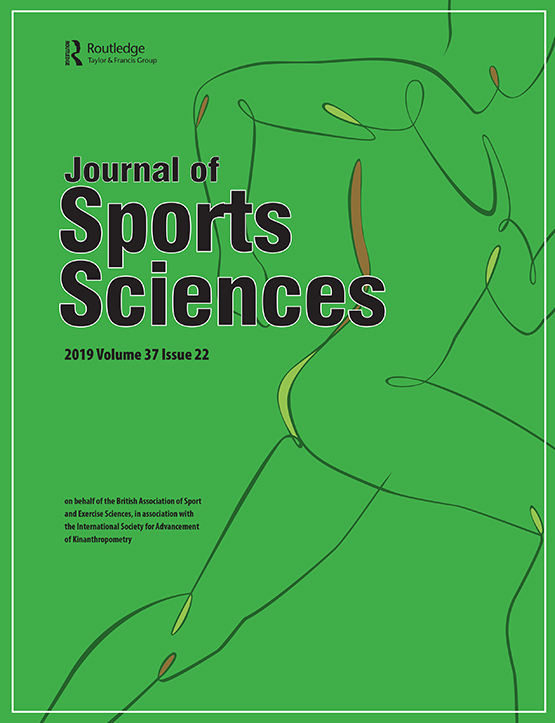 Journal of Sports Sciences: Vol 37, No 22